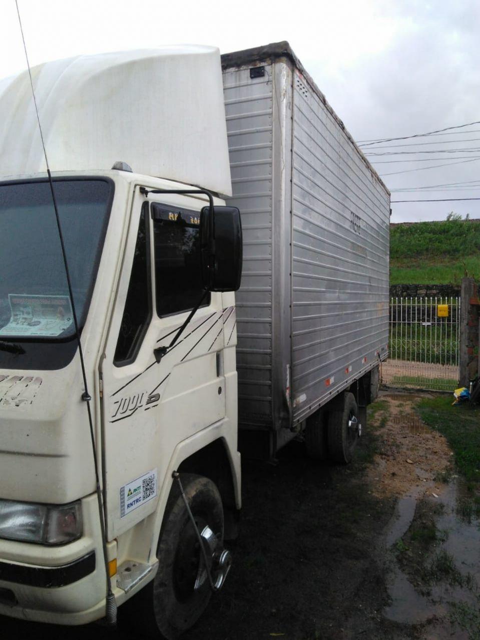 A.f.transportes agrego 3/4 baú