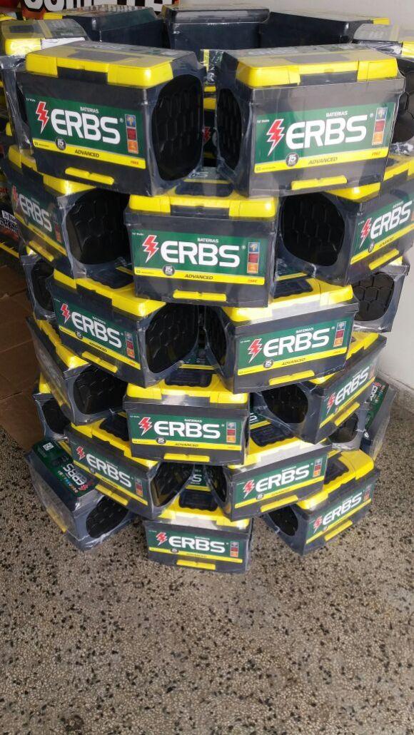 Baterias 60ah erbs entregamos e instalamos curitiba e região