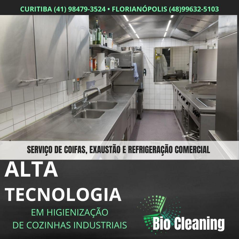 Bio cleaning curitiba