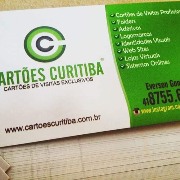 Cartões curitiba - cartões de visitas exclusivos