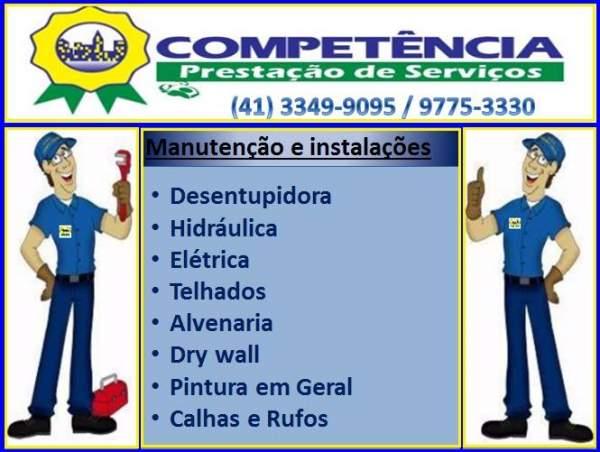 Competência serviços