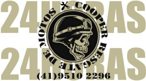 Cooper resgate de motos - sos motos - socorro de motos