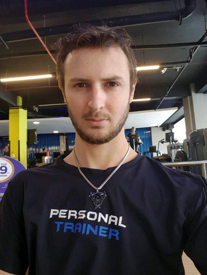 Eduardo personal trainer