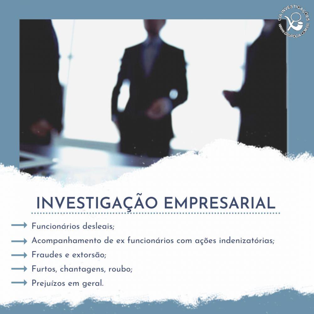 Grupo cia - investigações empresariais para ameças internas