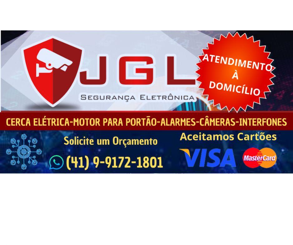 Jgl segurança eletrônica em geral