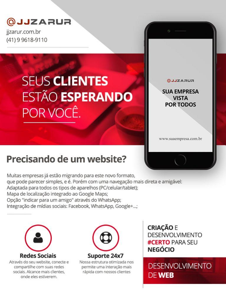 Jjzarur desenvolvimento de web