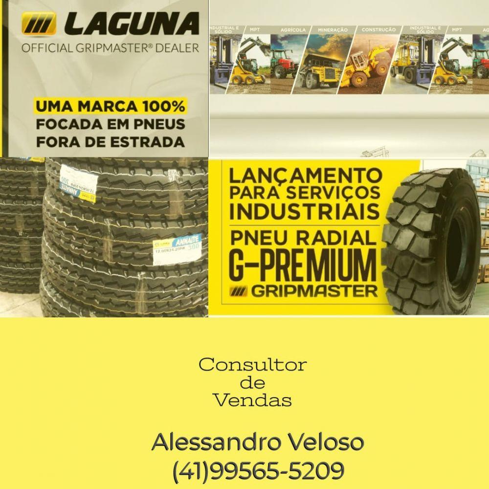 Lgn pneus otr - empilhadeiras - terraplanagem - construção - agrícolas