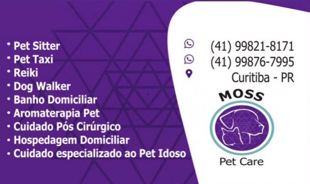 Moss pet care