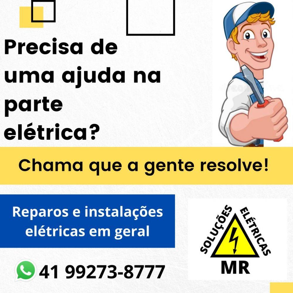 Mr soluções elétricas