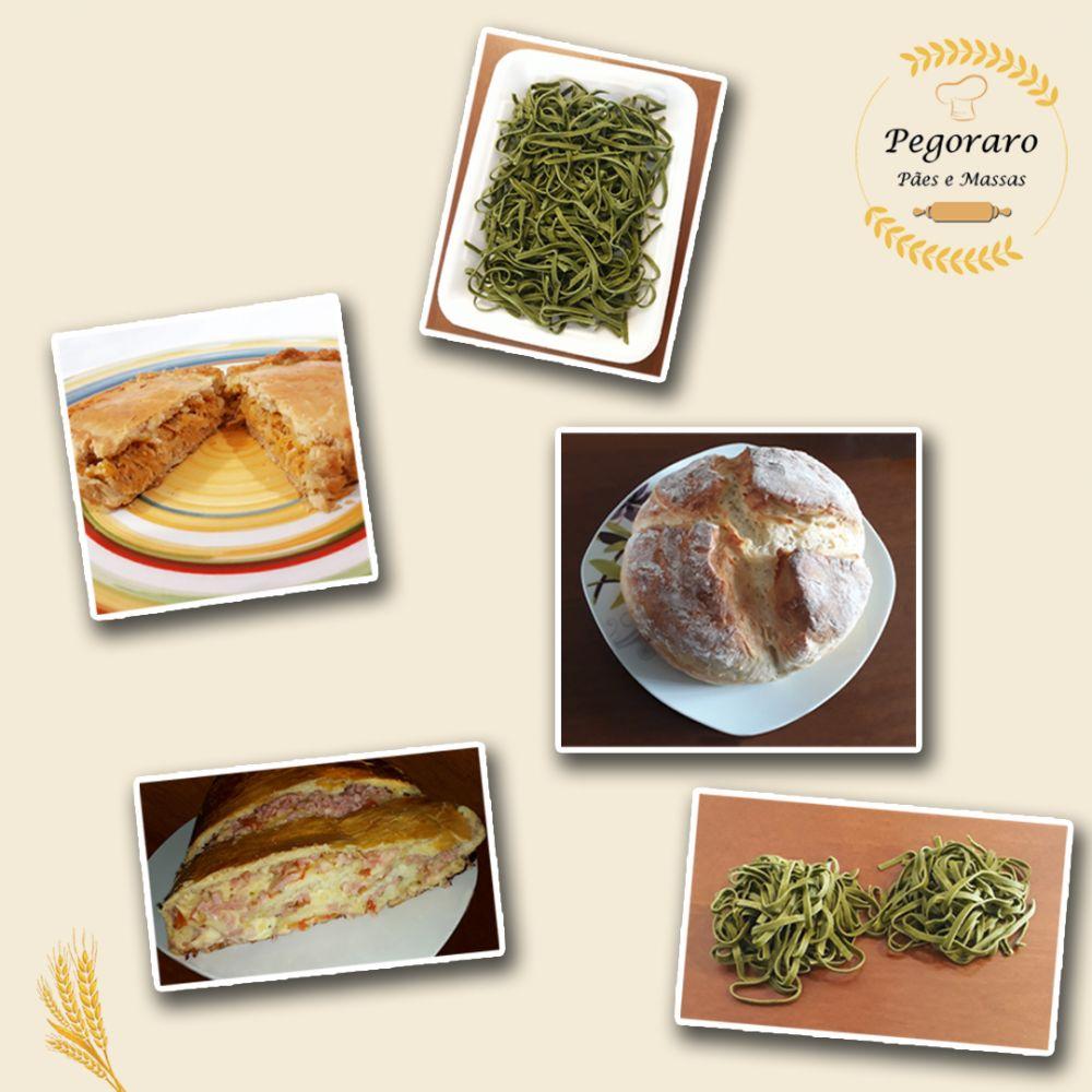 Pegoraro pães e massas