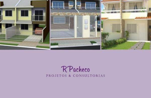 R pacheco - projetos e consultorias