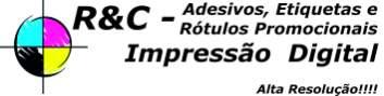 R&c-adesivos, etiquetas e rótulos promocionais