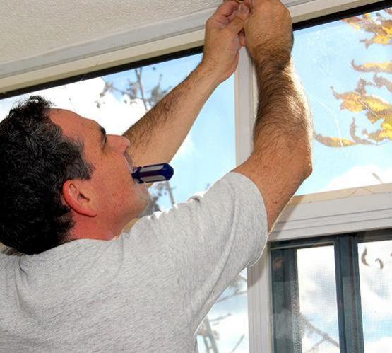 Reforma de janelas e portas em alumínio