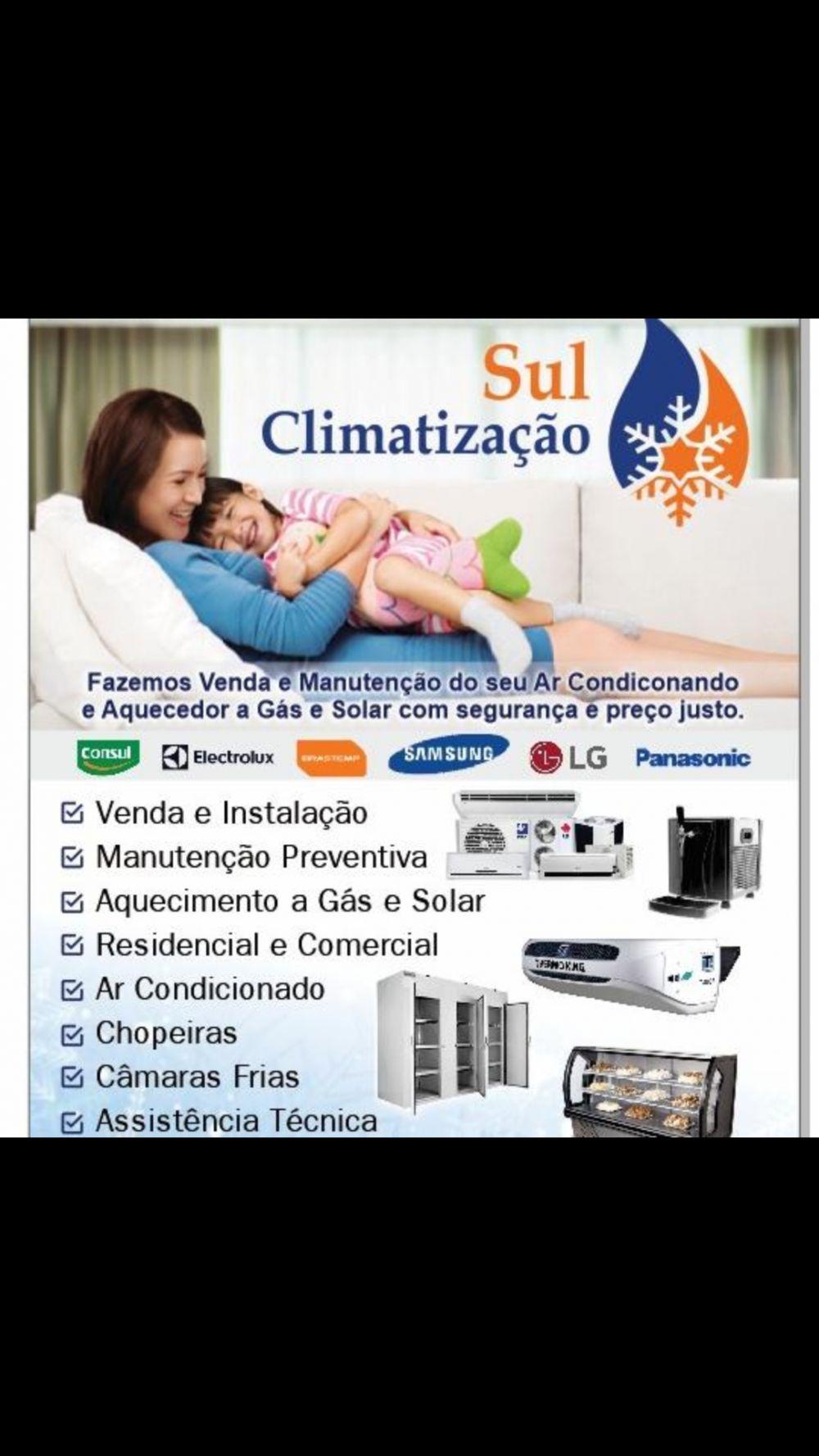 S.f da silva refrigeração e climatização