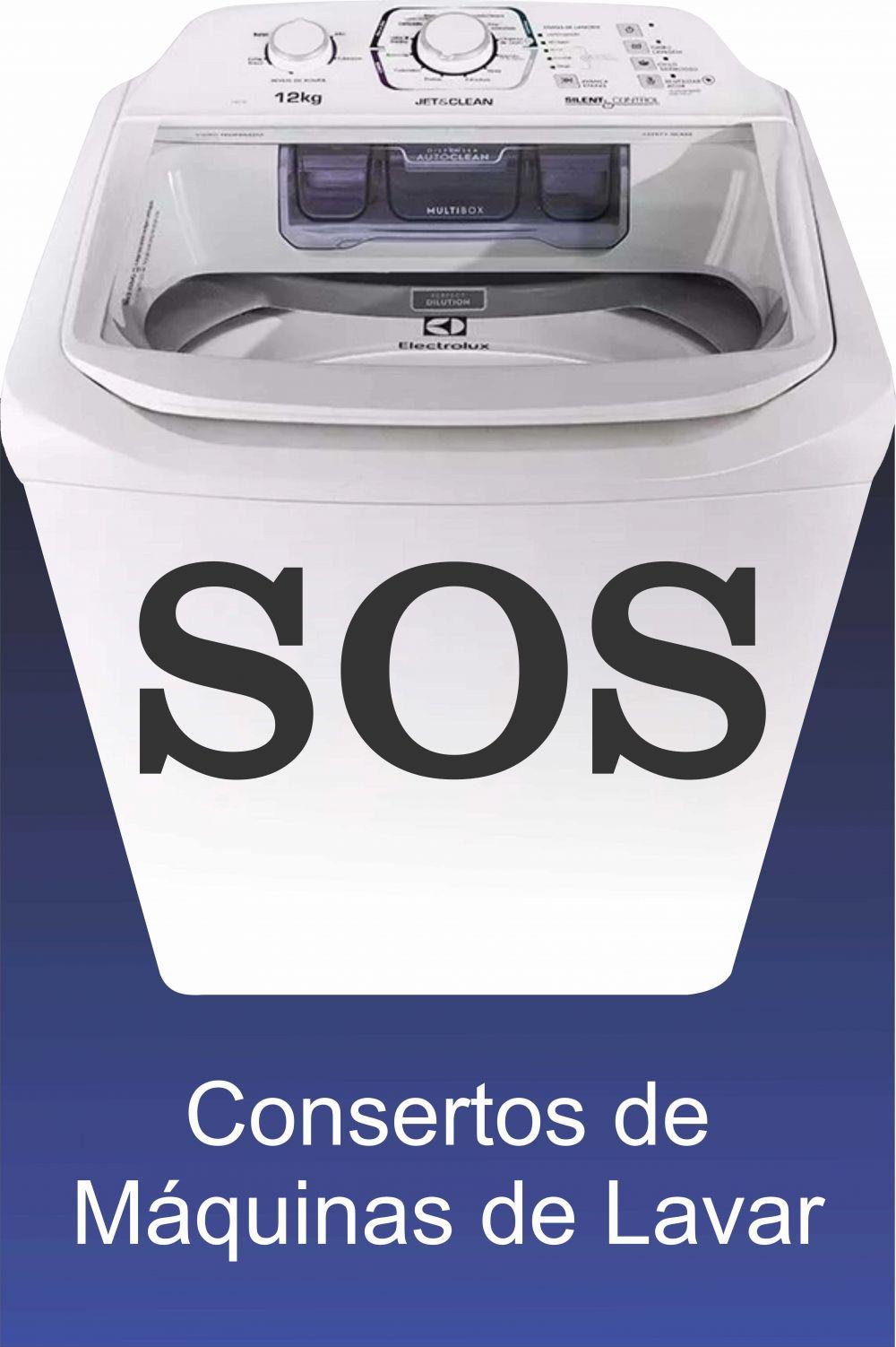 Sos consertos de máquinas de lavar
